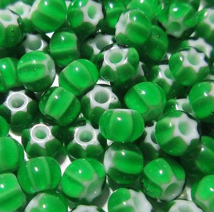 6-53712  Green Cornelian Star