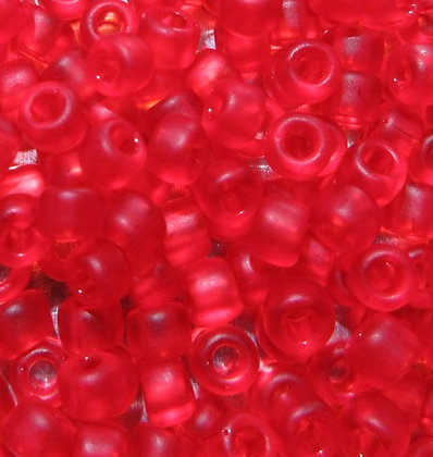 8-F141 8/0 Transparent Matte Red