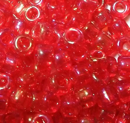 6-254 Red AB Transparent