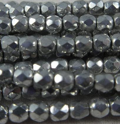 7653  3mm Silver