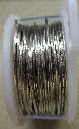 18 Gauge Nickel Silver, 7 Yards