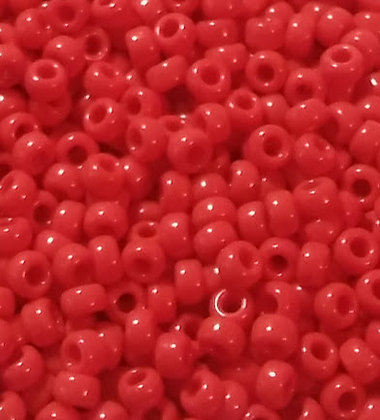 11-408 Opaque Red, 22 Grams