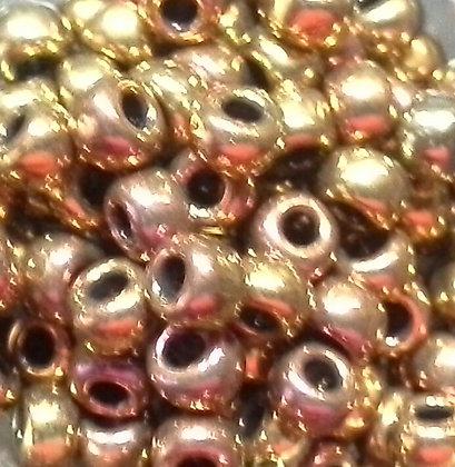 6-462D Metallic Gold Iris