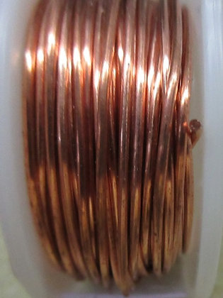 18 Gauge Bare Copper, 7 Yards