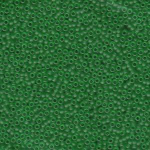 15-9146F Matte Green Transparent