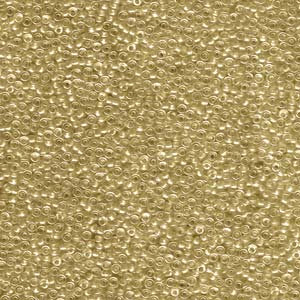 15-91522 Sparkling Gold Lined Crystal