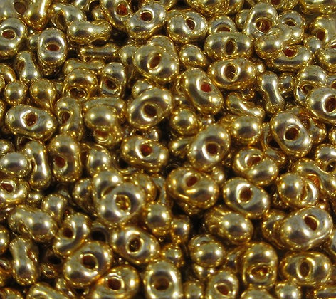 P-471 Galvanized Gold Peanut
