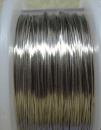 28 Gauge Nickel Silver, 40 Yards