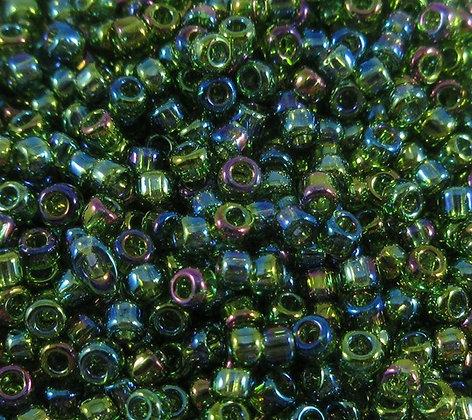 11-298  Transparent Spring Green RB