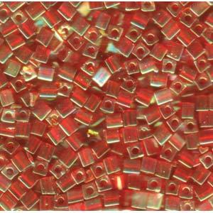 C4-254 Rainbow Red Transparent