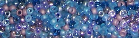 11-119MIX11 Caribbean Blue Mix