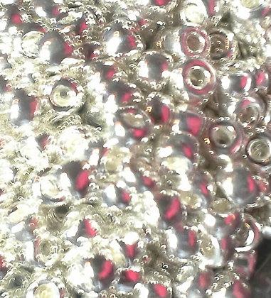 8-470-10 Metallic Silver