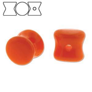 4x6mm Opaque Sunflower Pellet Beads