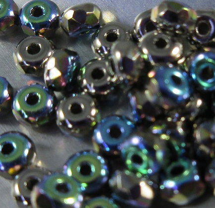 2x3mm Nickel Plate AB Micro Spacer