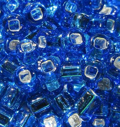 6-91025 6/0 Blue Zircon S/L