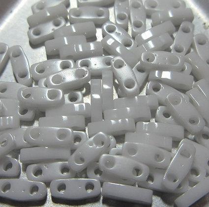 5mm Chalk White Quarter Tila