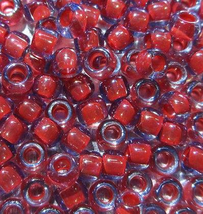 8-T155 8/0 Light Sapphire Hyacinth Lined