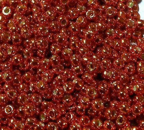 11-P486 Galvanized Metallic Orange
