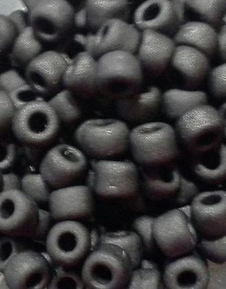 6-F401 Matte Opaque Black