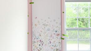 One Room Challenge: Week 6 - Modern Whimsical Nursery Makeover