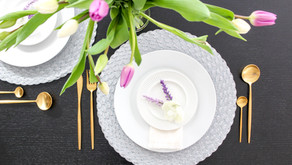 3 Things For A Modern Easter Table Setting