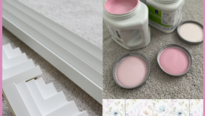 One Room Challenge: Week 2 - Modern Whimsical Nursery Makeover