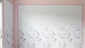 One Room Challenge: Week 7 - Modern Whimsical Nursery Makeover