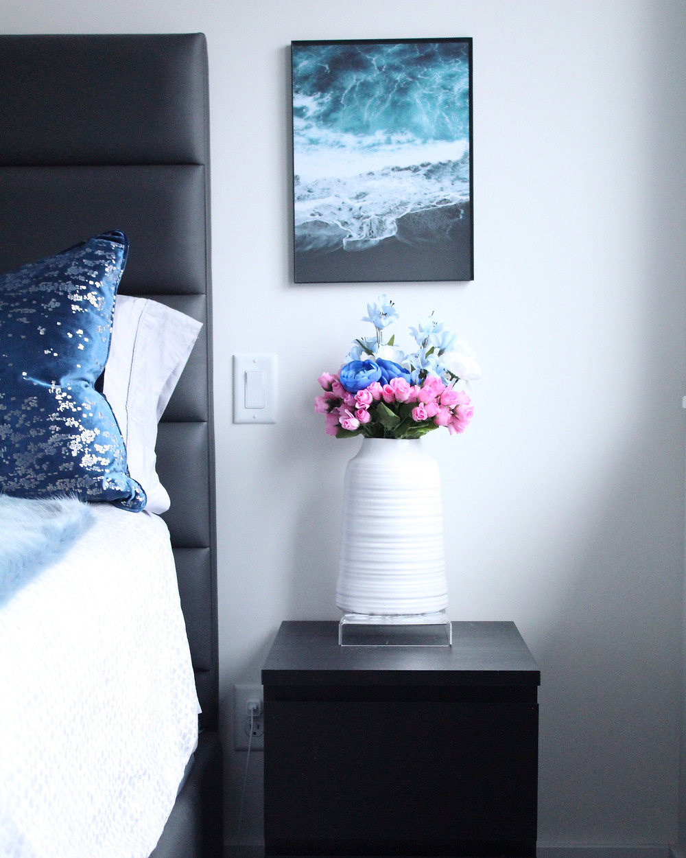 One Room Challenge - Week 3: The Master Bedroom #bghorc #oneroomchallenge #masterbedroommakeover #masterbedroomrefresh