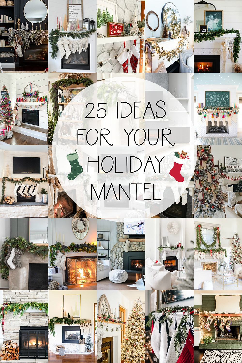 Style your shelves for the holidays using these great tips. Modern, minimalist styling for Christmas and the holiday season.