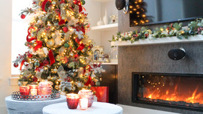 Walking In A Winter Wonderland - Holiday Home Tour