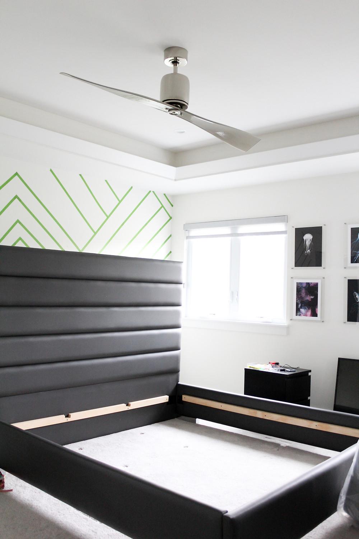One Room Challenge - Week 3: The Master Bedroom #bghorc #oneroomchallenge #masterbedroommakeover #masterbedroomrefresh