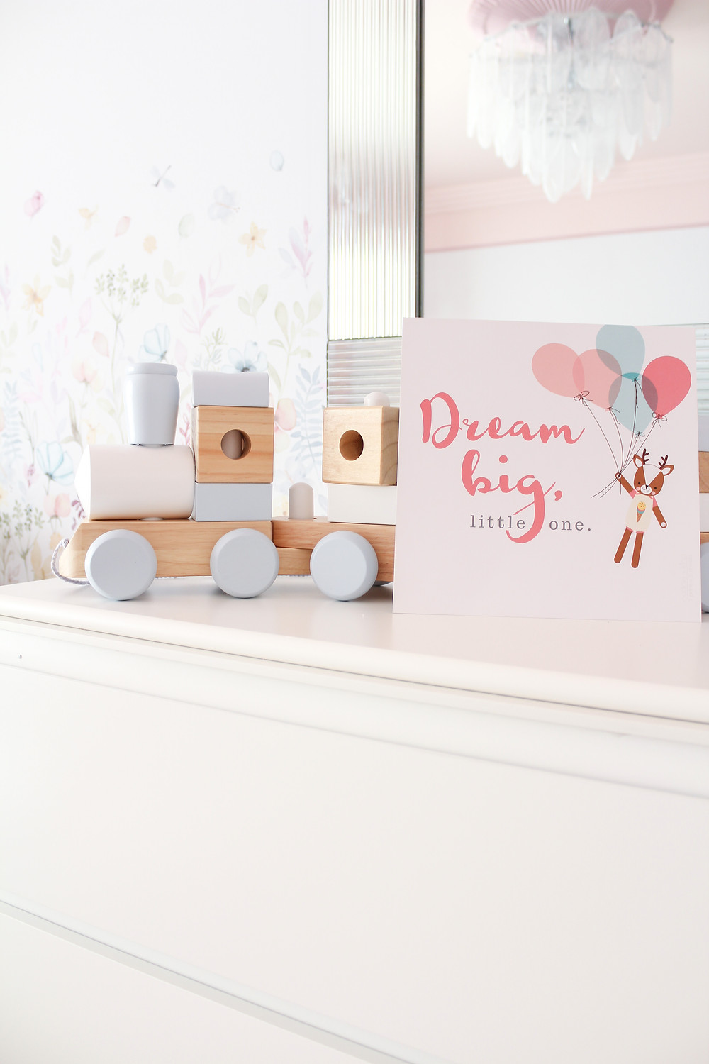 One Room Challenge: Modern Whimsical Nursery Reveal! #bhgorc #oneroomchallenge #nurserymakeover
