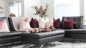Brilliant Colors Of Fall - Home Tour