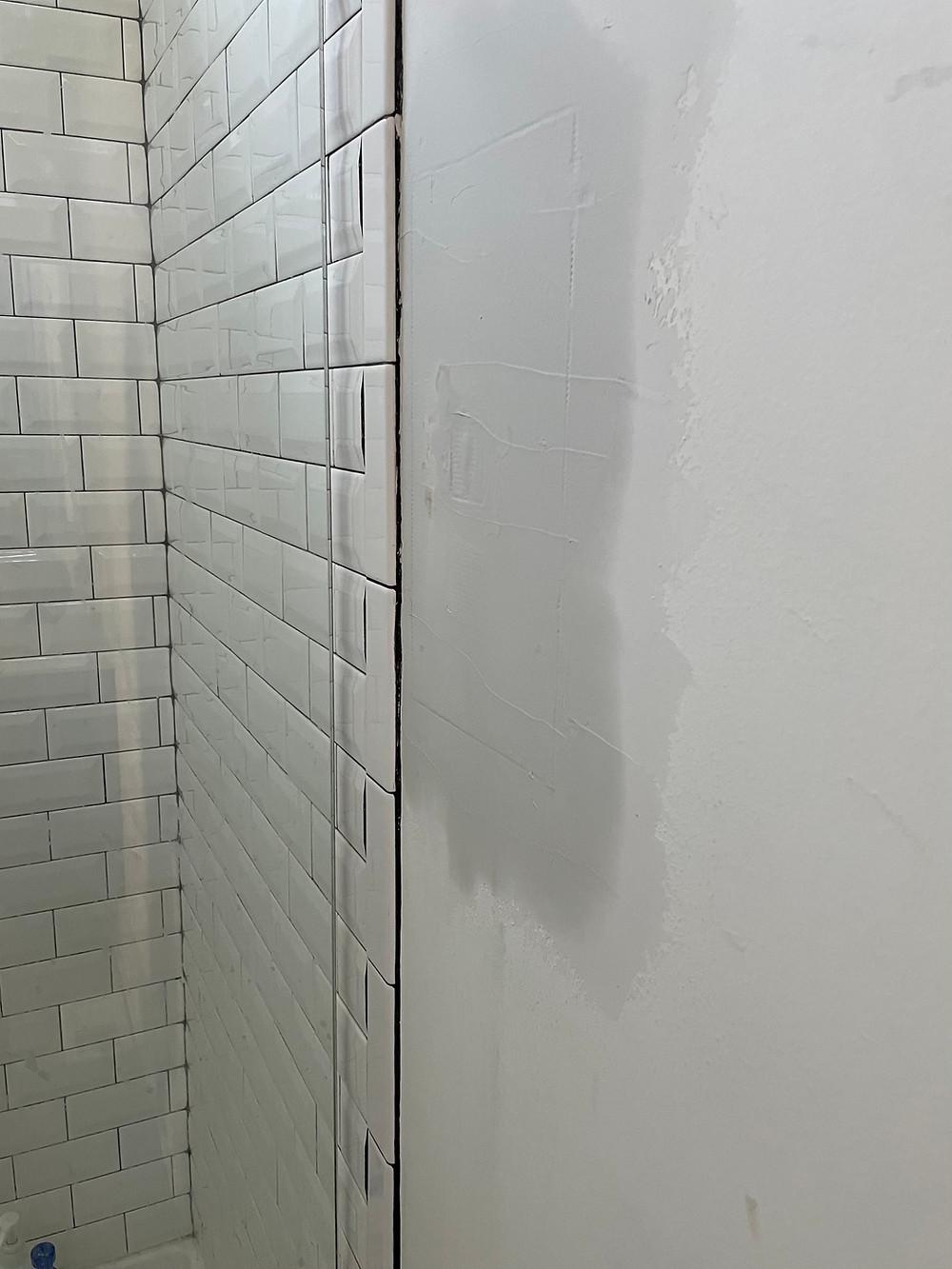 Guest Bedroom & Bathroom One Room Challenge: Week 2 #oneroomchallenge #bhgorc
