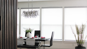Modern Spring Touches In The Dining Room