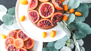When Life Gives you (Blood) Oranges ... You Make Cake!