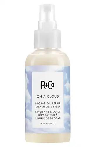 On A  Cloud Splash On Styler