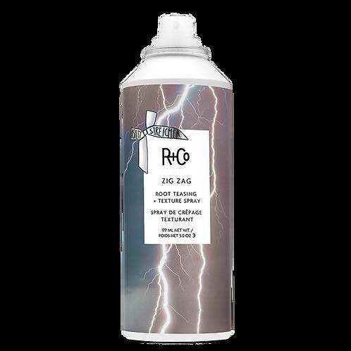 ZIG ZAG Root Teasing + Texture Spray