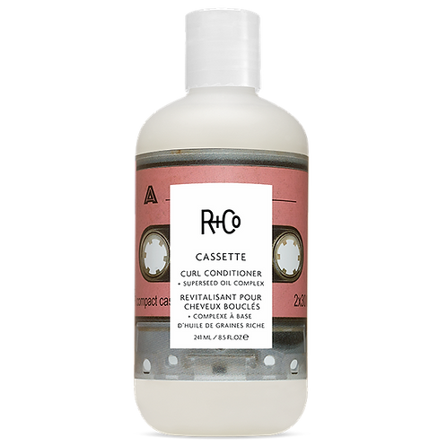 CASSETTE Curl Conditioner + Superseed Oil Complex
