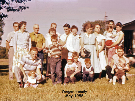 Yeager Family History