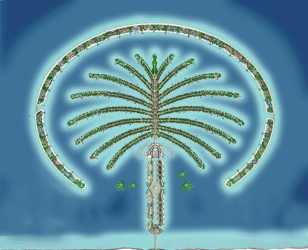 Palm Islands, Dubai
