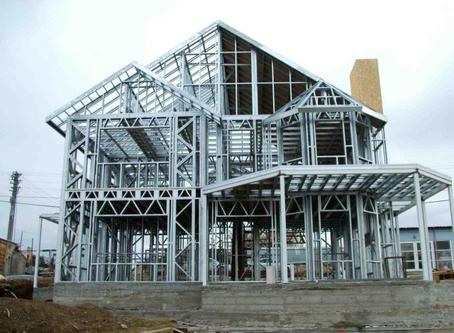 Light Steel Frame e a racionalização da construção