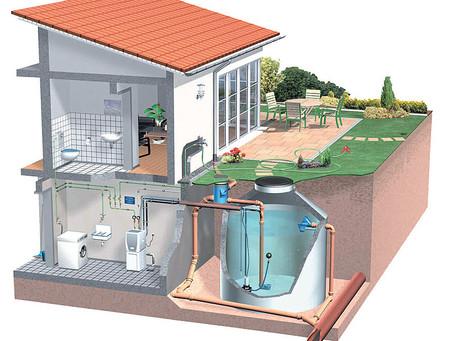 O que é reaproveitamento de água pluvias?