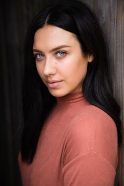 Headshot of actress Gemma Dart