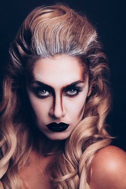 Gemma Dart October 2016 Dark Queen