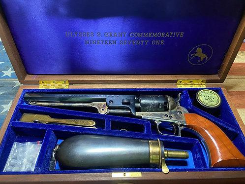 Cased Colt 1851 Ulysses S. Grant Commemorative