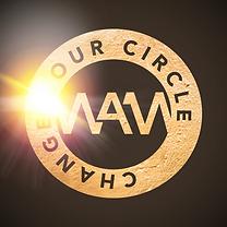 Effet logo WAM or