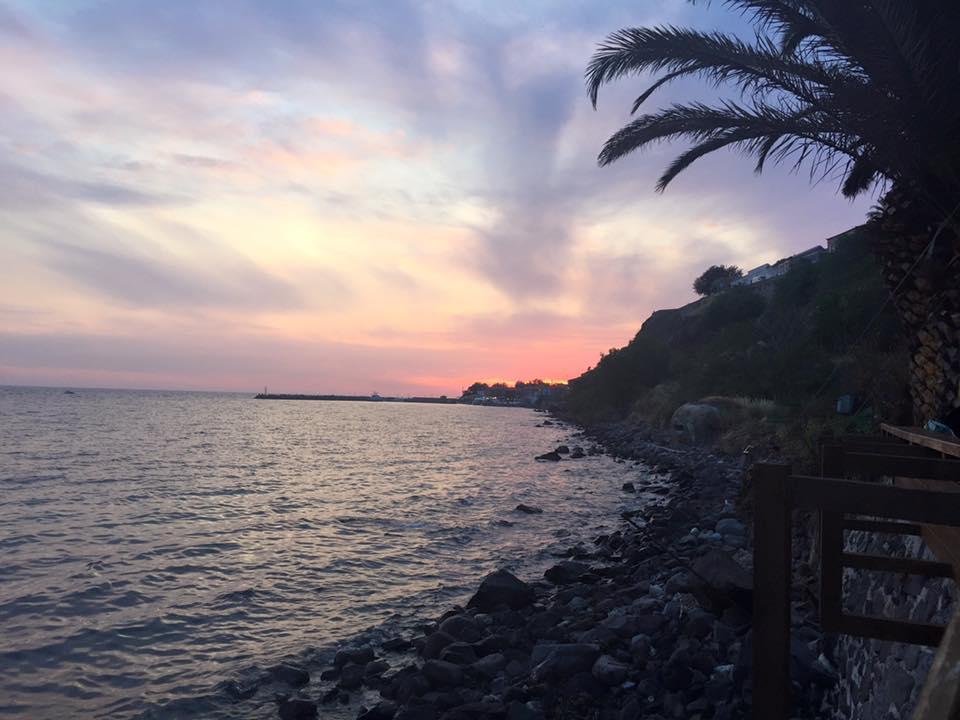 Beach Retreat Lesbos