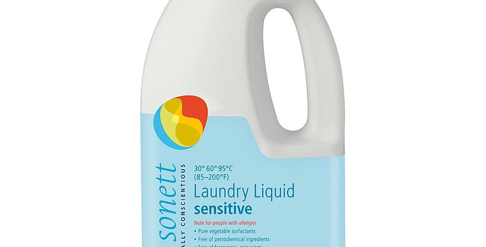 Detergent Ecologic Lichid pt. Rufe Albe si Colorate Neutru 2L Sonett