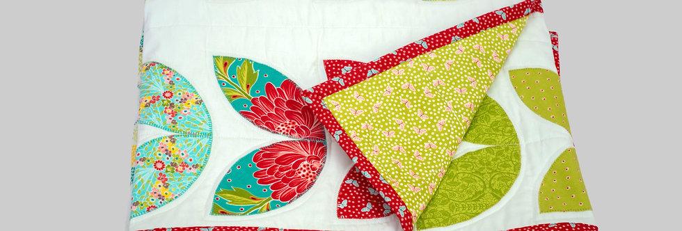 Buva set quilt Petals